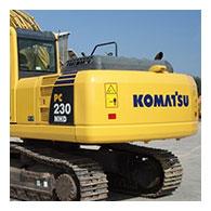 KOMATSU PC230