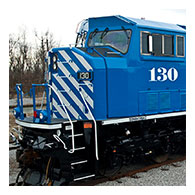 INDIANA RAIL ROAD LOKOMOTİF SD9043